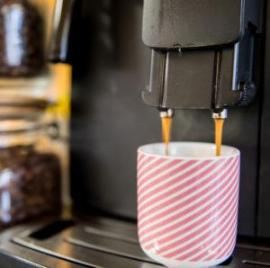 Le coworking et le café