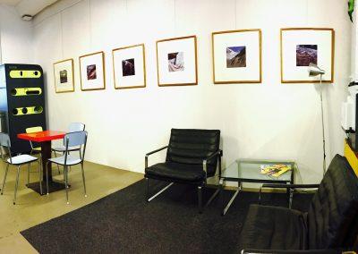 L'expo photo de la cafet