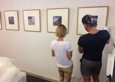 Vernissage de la nouvelle expo photo